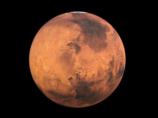 Buy a piece of Mars