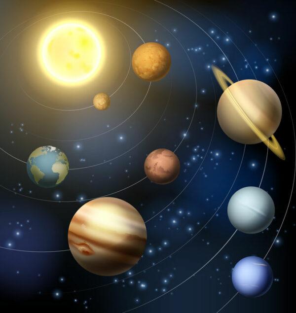 Buy moon, mars and venus